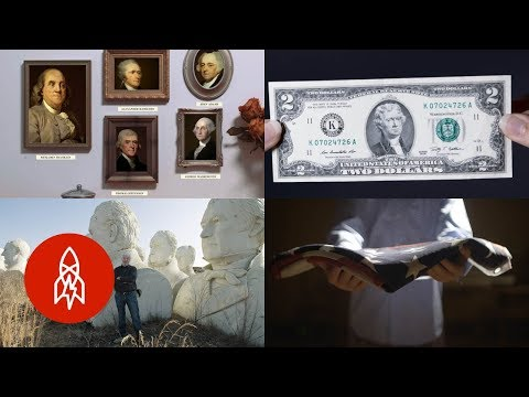 Getting Presidential With Five Stories About American History