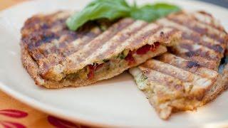 Cooking Guru S3e2: Zucchini Panini