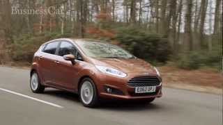 Ford Fiesta Video Test Drive 2013(A review of the 62 plate Ford Fiesta for company car drivers., 2013-03-28T13:28:05.000Z)
