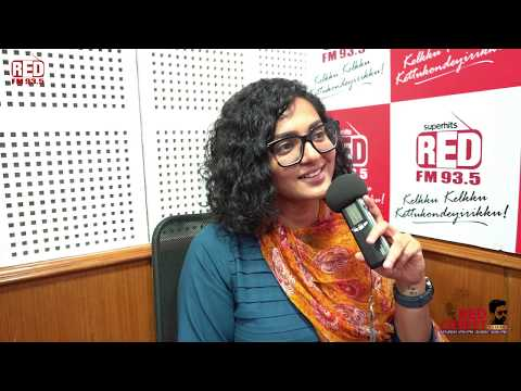 Parvathy Thiruvoth | Virus | Red Carpet | RJ Mike | Red FM Malayalam