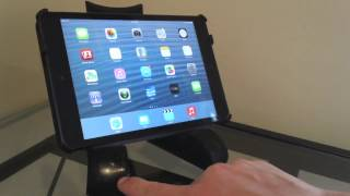 Review:Plugable Bluetooth Wireless Speaker Stand For Tablets