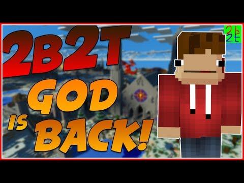 2b2t: CorruptedUnicorn Is Back!?