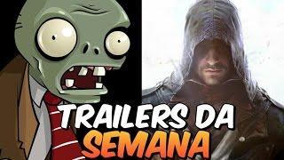 Dark Souls / Assassin's / Plants - Trailers da semana