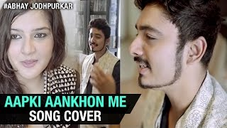 rd burman hits aapki aankhon mein cover by abhay jodhpurkar ft bhavya pandit unplugged cover