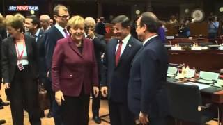 تركيا تعيش أزمة دبلوماسية