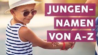Namens-Suche für das Baby: Die schönsten Vornamen für Jungs 👶 | MOM-LIFE