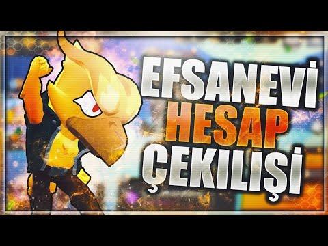 Brawl Stars Hesab Cekilisi