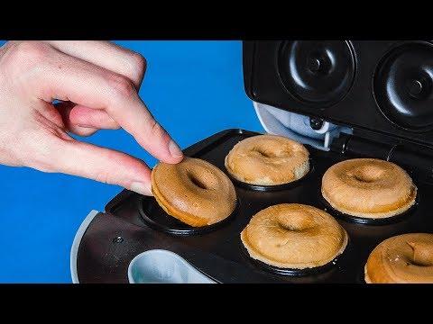 CRASH TEST : MACHINE À DONUTS