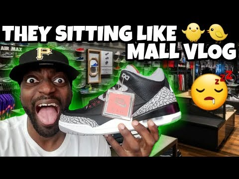 Black Cement 3 Are Sitting Like Ducks 🐤🦆 But Soldout Online Tho!!!