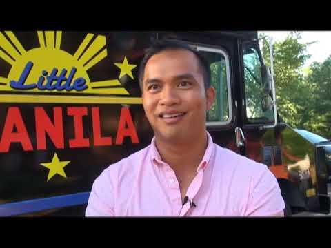 Little Manila Food Truck