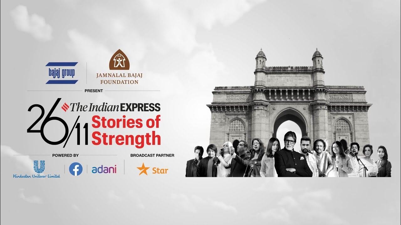 26/11 Stories of Strength, Gateway Of India | Indian Express