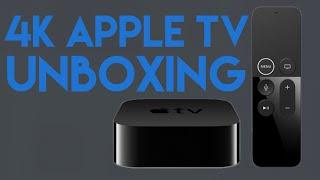 4K Apple TV Unboxing