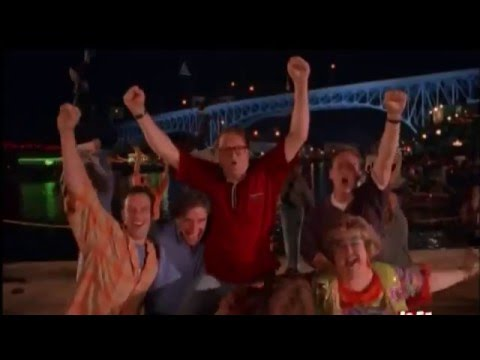 The Drew Carey Show - Cleveland Rocks (LONG VERSION / Widescreen)