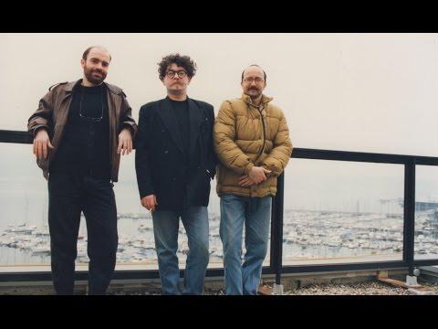 SCÈNE SUR MER (Luis Borda), Trío Argentino de Guitarras. Antibes, Francia, 1991 (¡Gracias, Monette!)