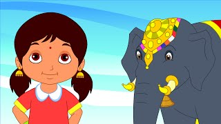 Yannai Yannai - Chellame Chellam - Cartoon/Animated Tamil Rhymes For Kutty Chutties