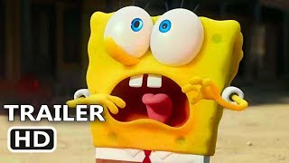 THE SPONGEBOB MOVIE 2 Trailer # 2 (2020) Sponge on the Run, SpongeBob SquarePants Movie HD