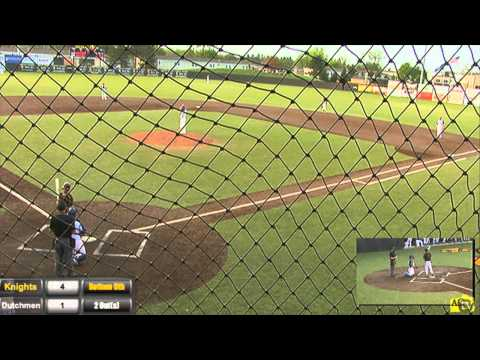 5/7/15 MIAA Baseball Tournament at Nicolay Field at Adrian College (Game 5)