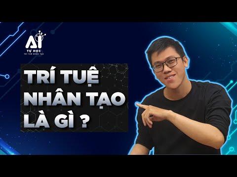 TRÍ TUỆ NHÂN TẠO LÀ GÌ? [MỚI NHẤT 2021]   TỰ HỌC TRÍ TUỆ NHÂN TẠO by Tony Phạm