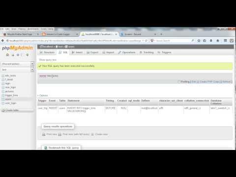 My SQL Server Triggers