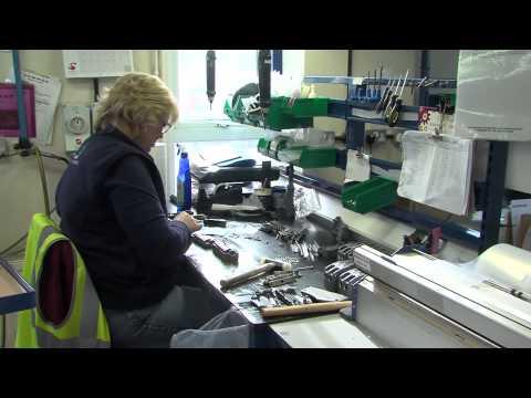 Lewmar Factory Tour
