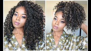 Freetress Crochet Hair | Gogo Curl + Presto Curl + Deep Twist - Ify Yvonne
