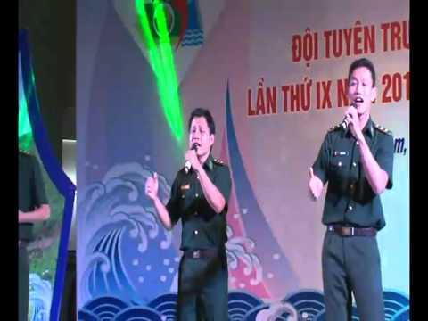 Lính Biên phòng hát - Quỳnh Hợp - BĐBP tỉnh Phú Yên
