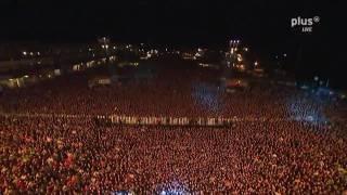 Rammstein - Haifisch Live @ Rock am Ring 2010 [Proshot] [HD]