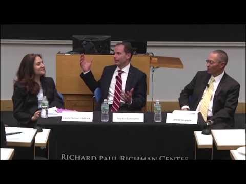 "Richman Center Public Lecture Series: ""Capital Structure in Major Corporations"""