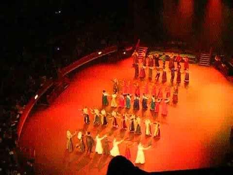 Armenian & Russian Dances by the Society for International Folk Dancing (SIFD)