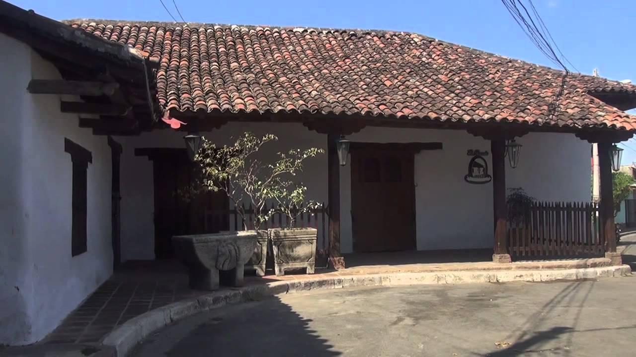 Las casas m s antiguas de granada youtube for Imagenes de casas coloniales