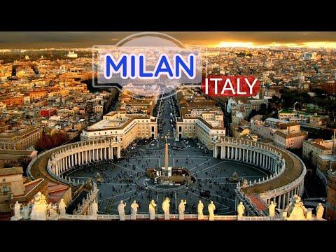 Milan Italy _ Ultra HD || Milan 2020 || City Explorer