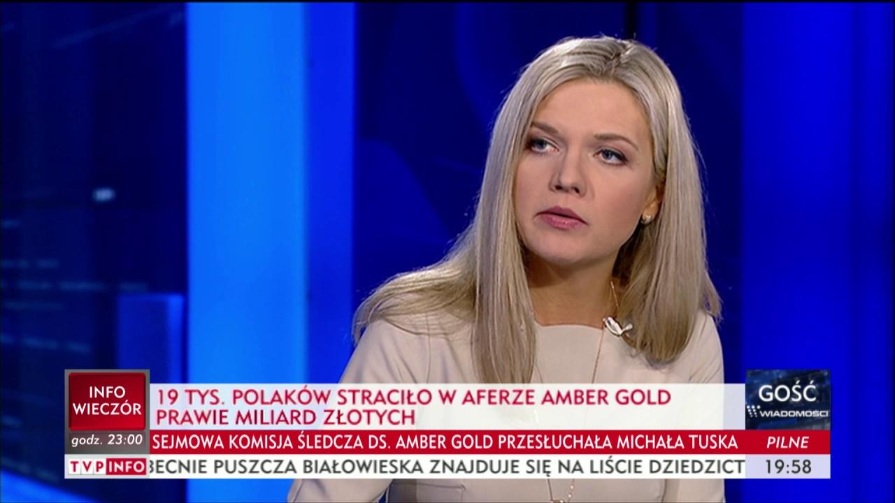 Michał Tusk przesłuchany ws. Amber Gold – Gość Wiadomości
