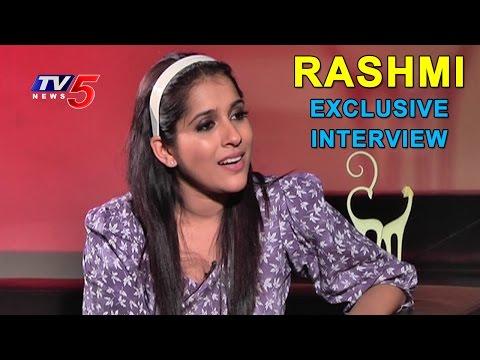 Rashmi Gautam Exclusive Interview | Nava Nayika | Telugu News | TV5 News