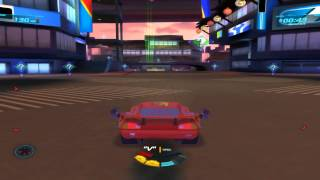 Cars 2 Битва за Токио  (Тачки 2 Молния Маквин)