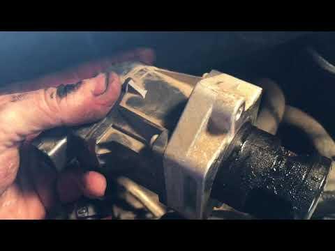 Clean EGR Valve Chevy Cruze 2.0 Diesel