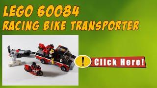 Lego City 60084 ■ Racing Bike Transporter ■ Rennmotorrad Transporter ■ Lego Speed Build