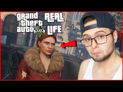 Un NOU SERVER de GTA Real Life? Ne facem caracter de gagik