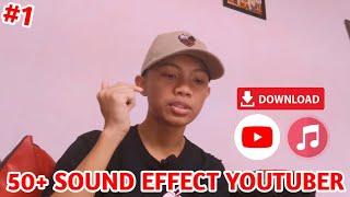 Gambar cover KUMPULAN 50+ SOUND EFFECT YANG SERING DI PAKAI YOUTUBER