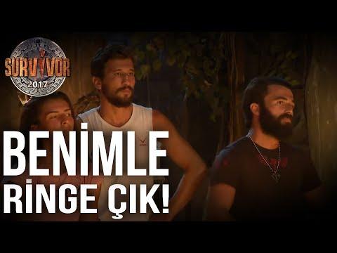 Adem'den Turabi'ye Şok Teklif! | 87.Bölüm | Survivor All Star 2018