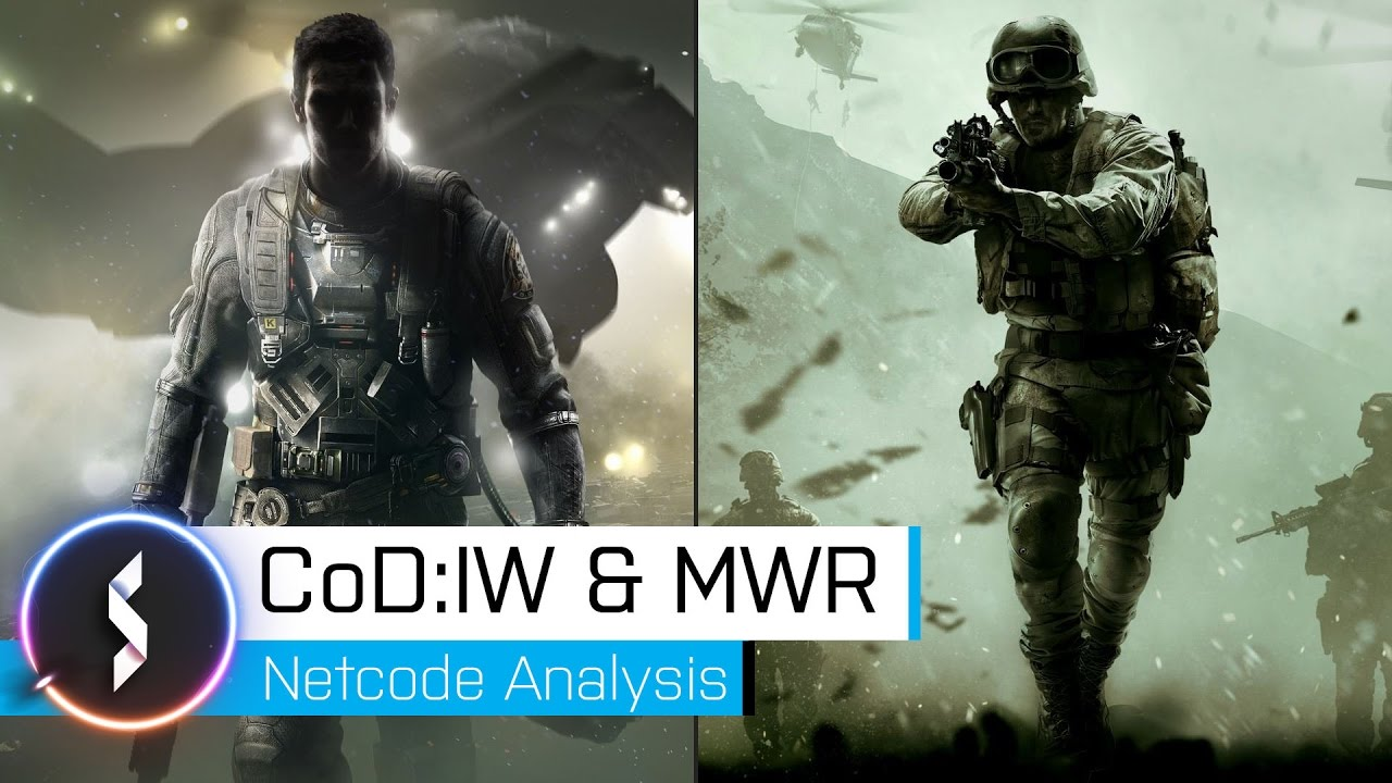 CoD Infinite Warfare & Modern Warfare Netcode Analysis