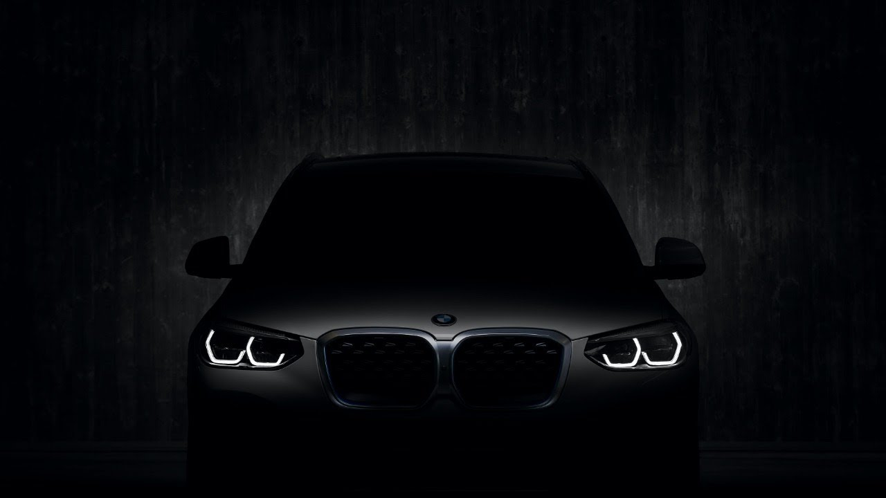 World Premiere of the first-ever BMW iX3.
