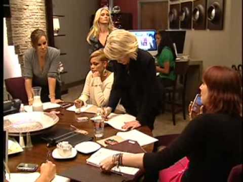 Celebrity Apprentice Commercial featuring T-Boz - YouTube