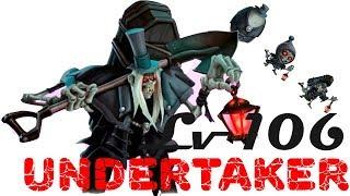 Undertaker  1-106(115) Monster Legends - Монстра на прокачку