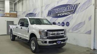 "2018 Ford F-350 SuperDuty XLT 176"" 6.2L V8, 4wd, cloth Overview 