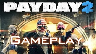 Payday2 Gameplay /PC Max Settings/ (HD)(HUN)