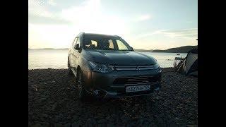 Mitsubishi Outlander PHEV 2014 Часть 2