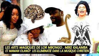 Les ARTS Magiques De L'Or Mbongo, Mike Kalamba Et Maman Olangi  Les Illiminatie Ba Bimi Na Mpuasa