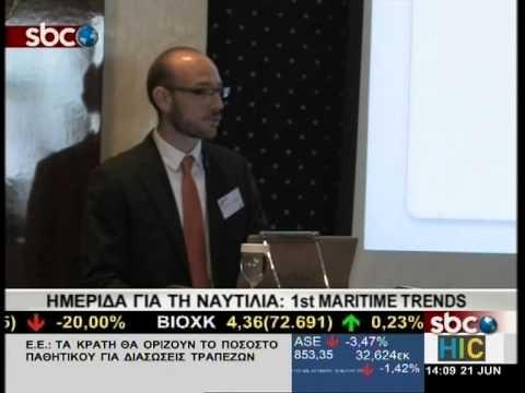 SBCTV 1st Maritime Trends
