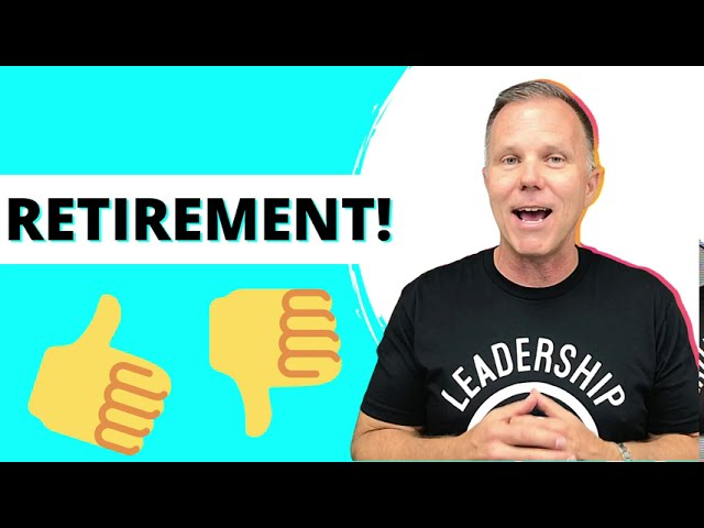 Episode 21 | RETIREMENT | Leadership in a Nutshell