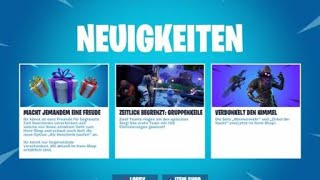 Verschenk System in Fortnite ist da !!! /Patch 6.31/Fortnite Battle Royale